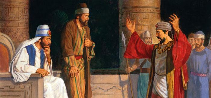 The Development of Alma's Faith