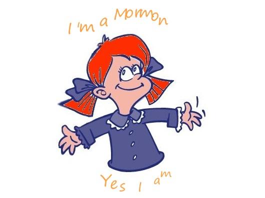 I'm a Mormon, Yes I Am
