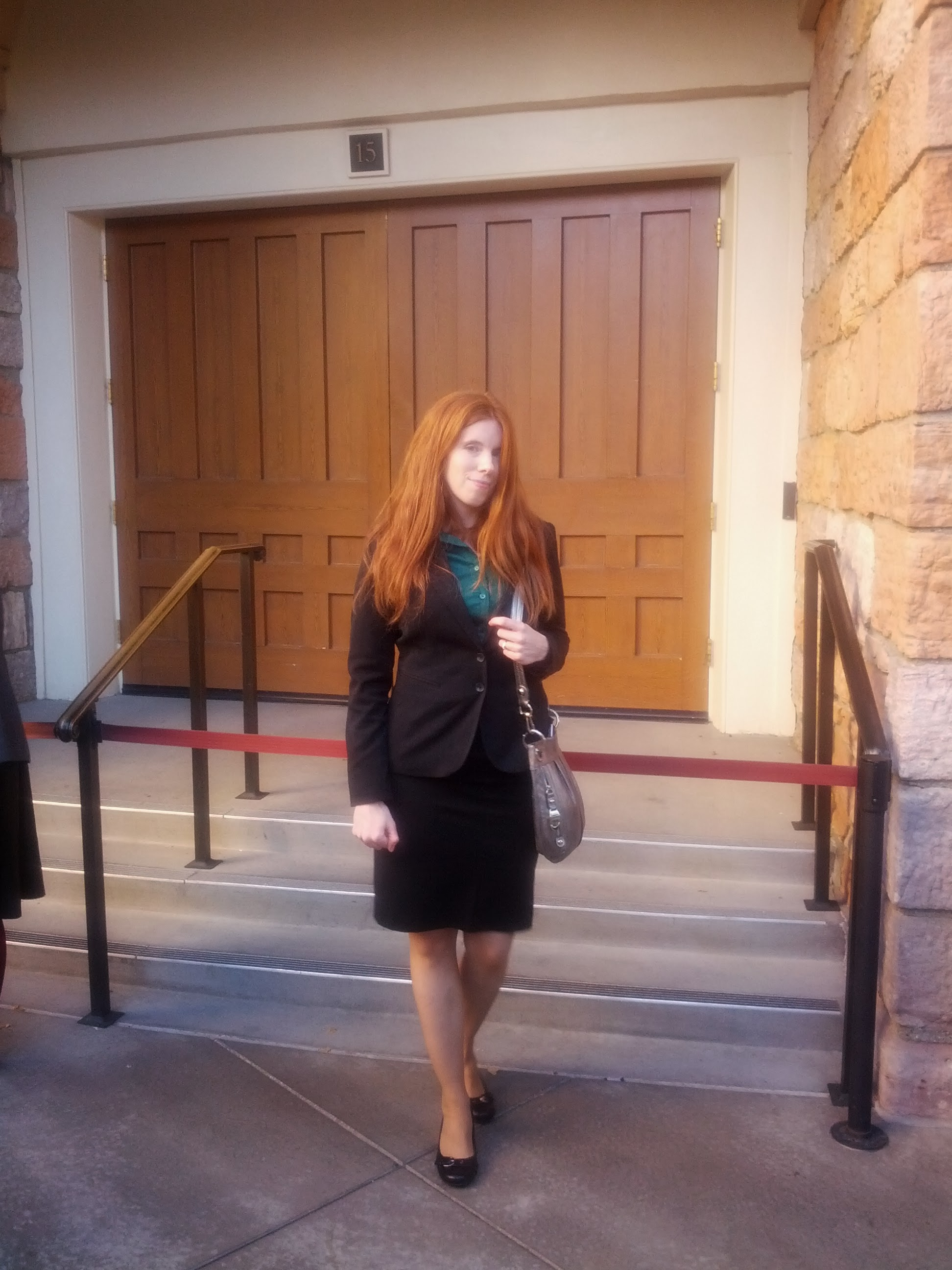 Knocking at the Tabernacle Door: Waiting in Line with Ordain Women