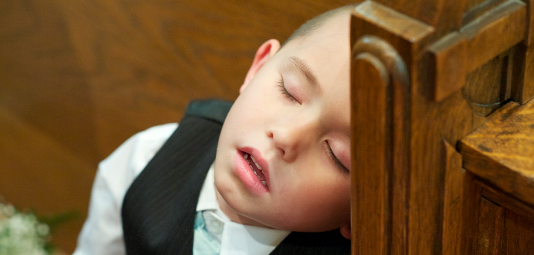 Are Children Supposed to Enjoy Church?