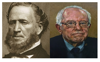 Bernie and Brigham: Two of a Kind