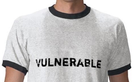Losing My Vulnerability