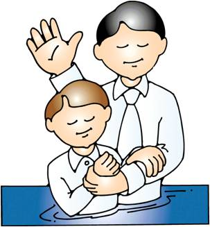 No, My 8 Year Old is Not Getting Baptized