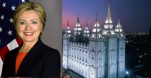Why Mormons Should Vote for and Support Hillary Clinton