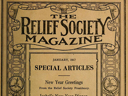 The Relief Society is Not a Women's Organization