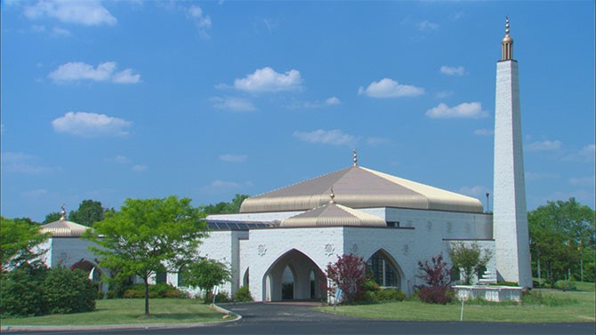 My visit to the Islamic Center of Greater Cincinnati