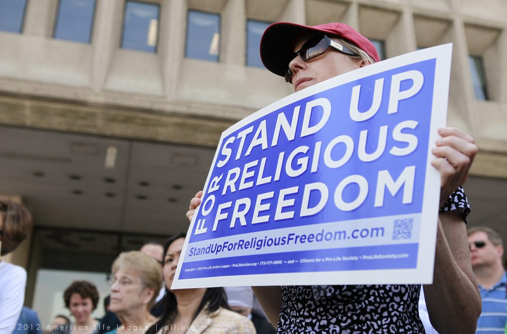 """""""Religious freedom is under attack!"""": explained"""