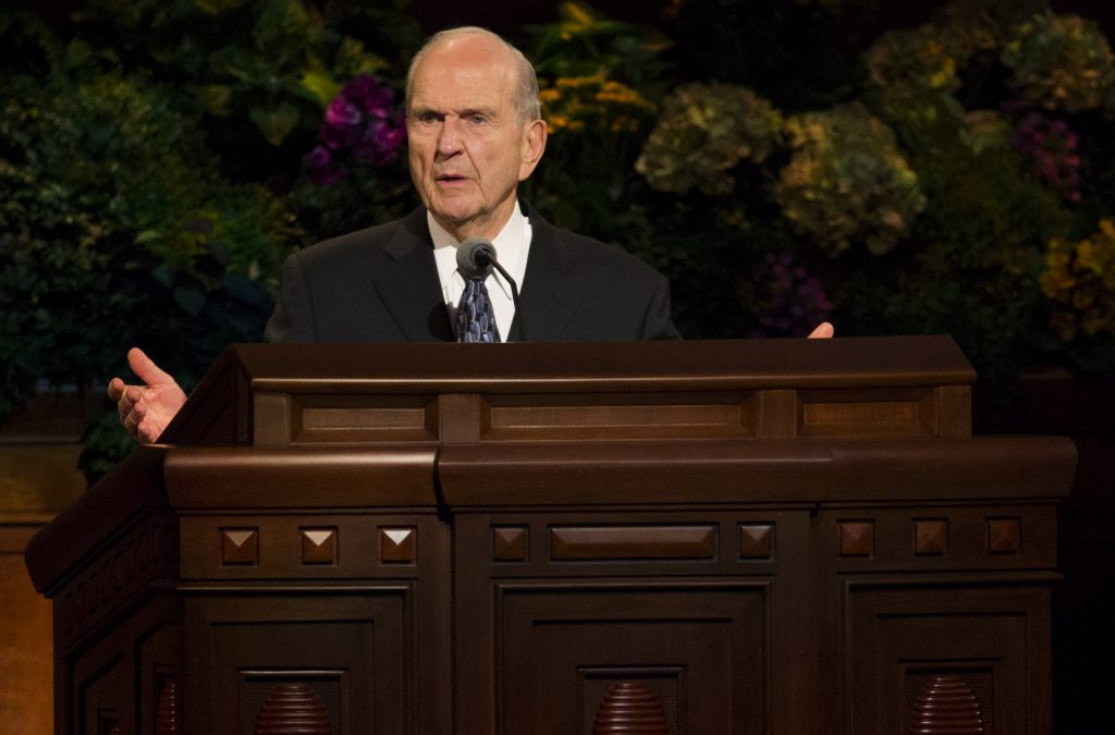 The surprising decisions of Russell Nelson's first year as LDS Church President