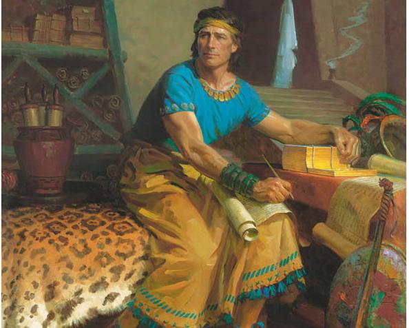 BOOK OF MORMON LESSON 17:   MOSIAH 7-11