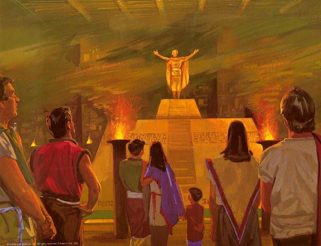 Book Of Mormon Lesson 27:  ALMA 30-31
