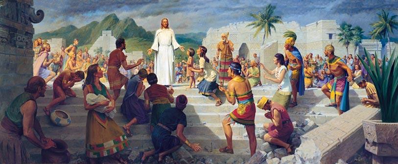 Book of Mormon Lesson 37: 3 Nephi 8-11