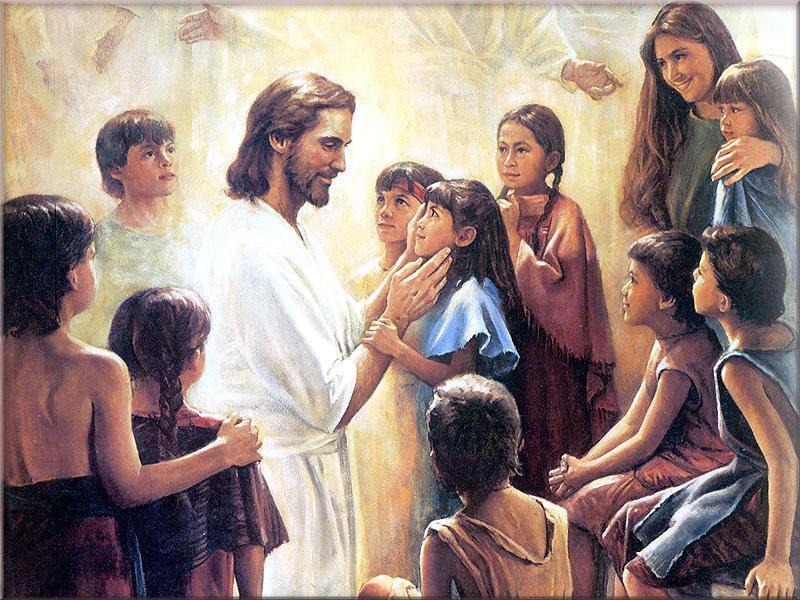 Book of Mormon Lesson 39:  3 Nephi 16-19