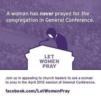 Let Women Pray