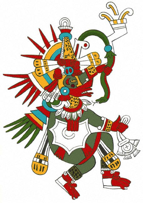 Quetzalcoatl, White Gods, and the Book of Mormon, Part II:  Beards, Virgin Birth, and Preaching Christian Principles