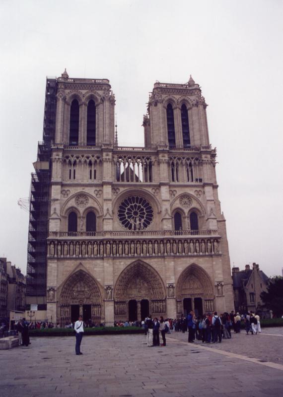 Finding God in Paris