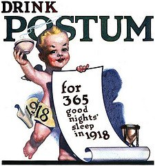 Postum?   Why Yes.  More Please.