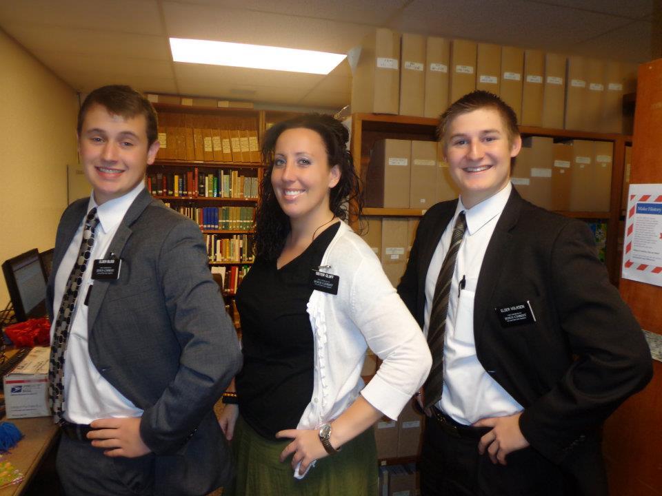 Facebook Missionaries