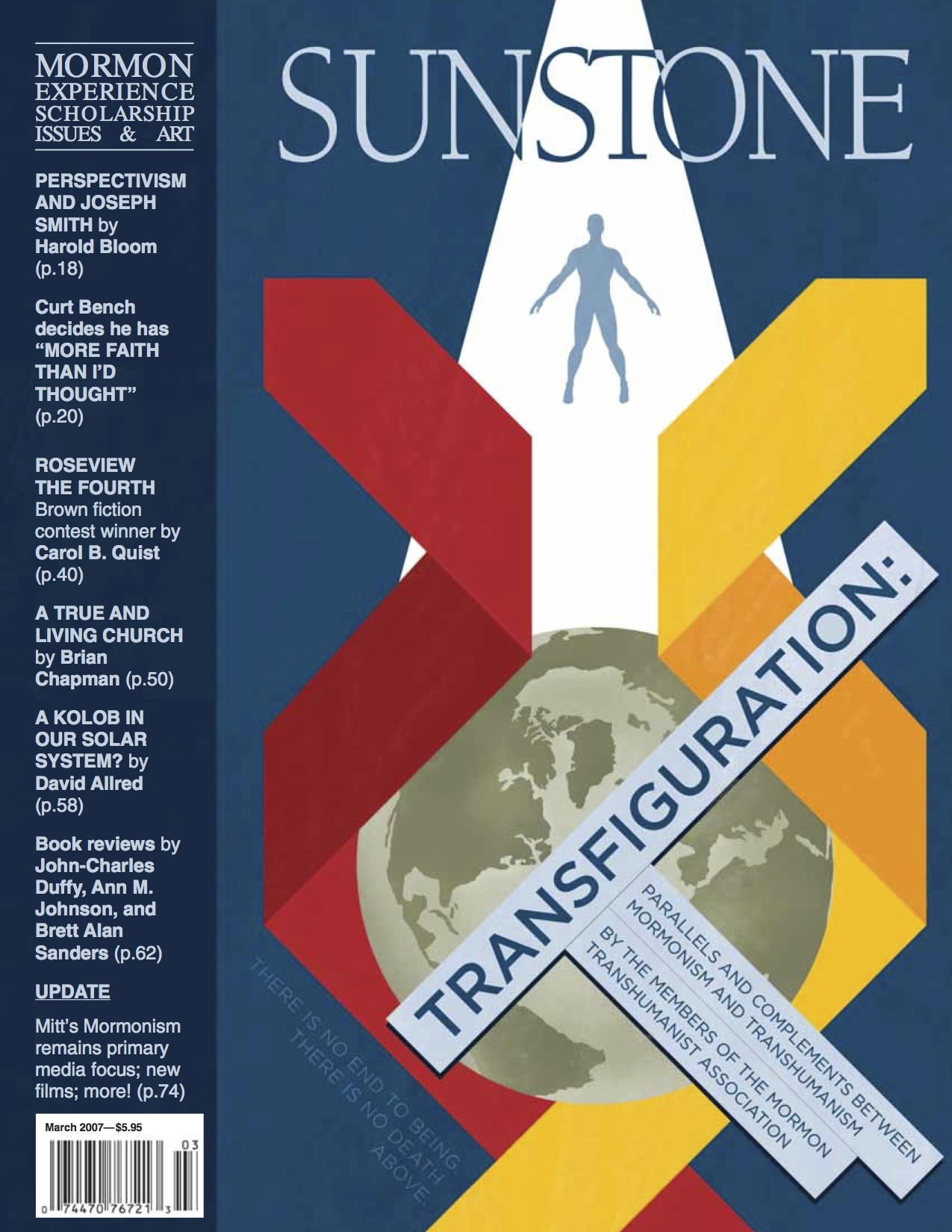 Transhumanist Parallels in Mormonism