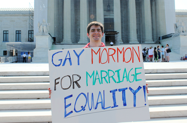 Gay Mormon For Marriage Equality