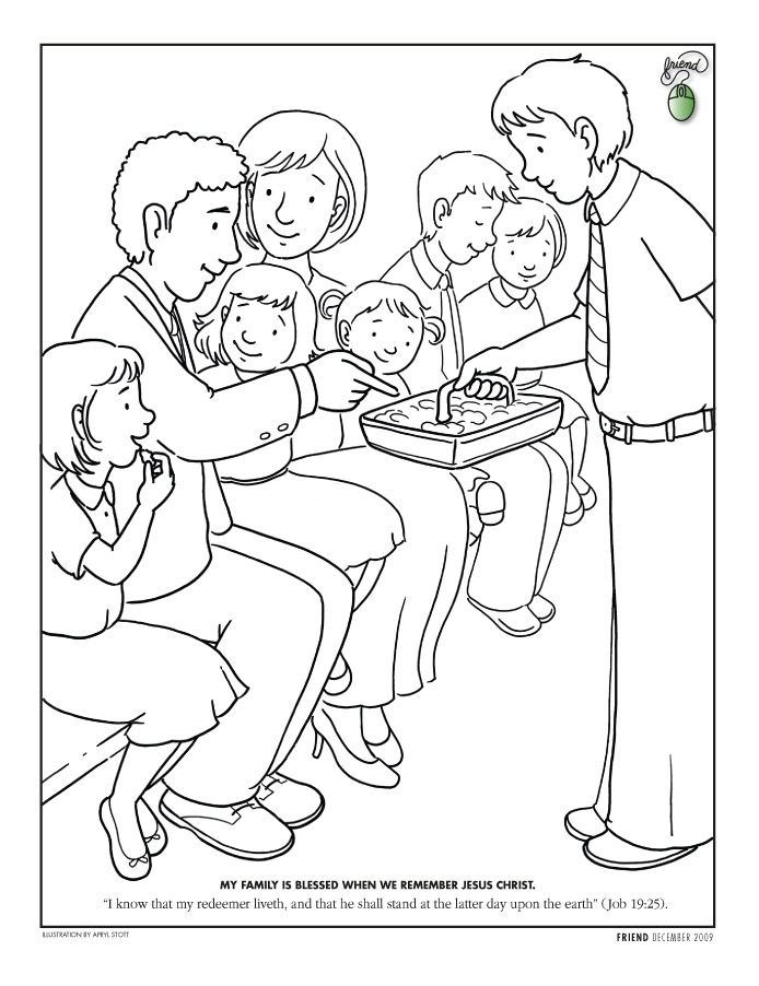 Coloring Book | Rational Faiths | Mormon Blog