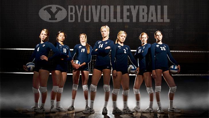 byu volleyball wallpaper