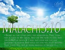 Malachi verse