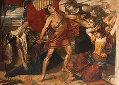 Orestes and Furies