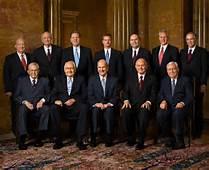 quorum of twelve apostles
