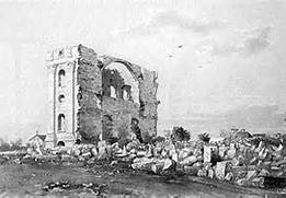 Nauvoo temple destroyed