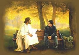 Personal visit of Jesus 3