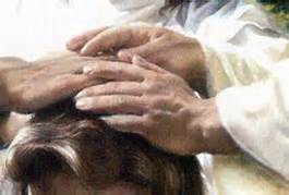 Restoration of Melchizedek Priesthood (Hands)