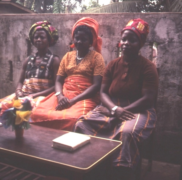 The Prophetess: Rebecca Mould and the Origins of Mormonism in Ghana
