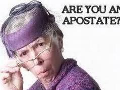 I, Apostate
