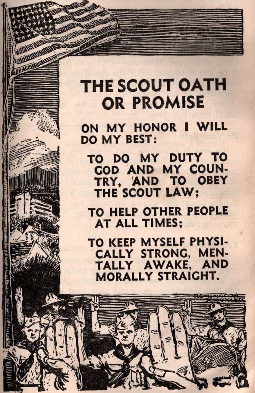 boy scout oath and law pdf