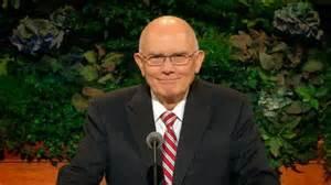 Elder Oaks Adds to the Scriptures