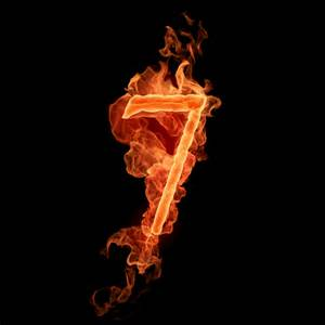 numerology seven