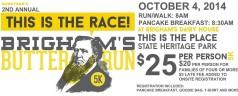 The Great Salt Lake Butter Run!