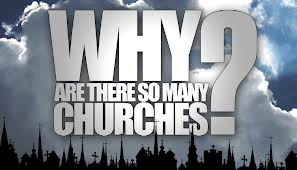 There are Save but Two Churches Only