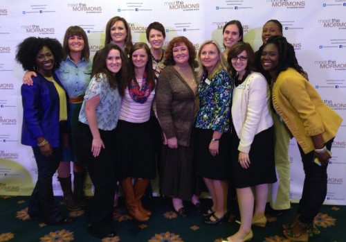SLC Blogger Event: Meet the Mormons