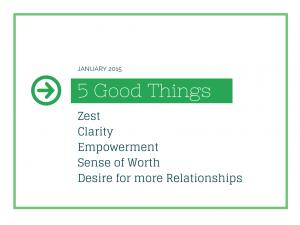 5 Good Things