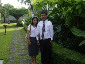 Soknet & Husband