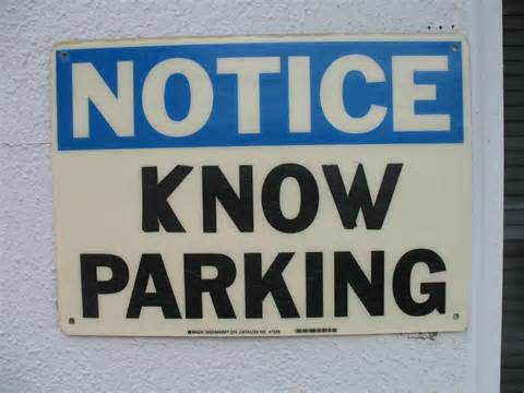 Parkering i Sion: Glöm inte där du lämnade bilen.