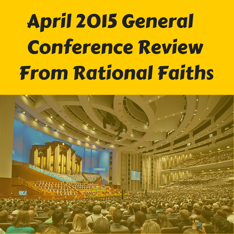 54: April 2015 General Conference Review