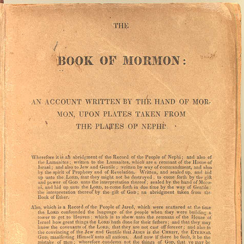 The Book of Mormon's Racial Legacy