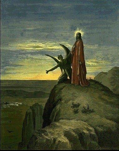 The Temptation of Jesus the Christ in the Gospel of Luke ...