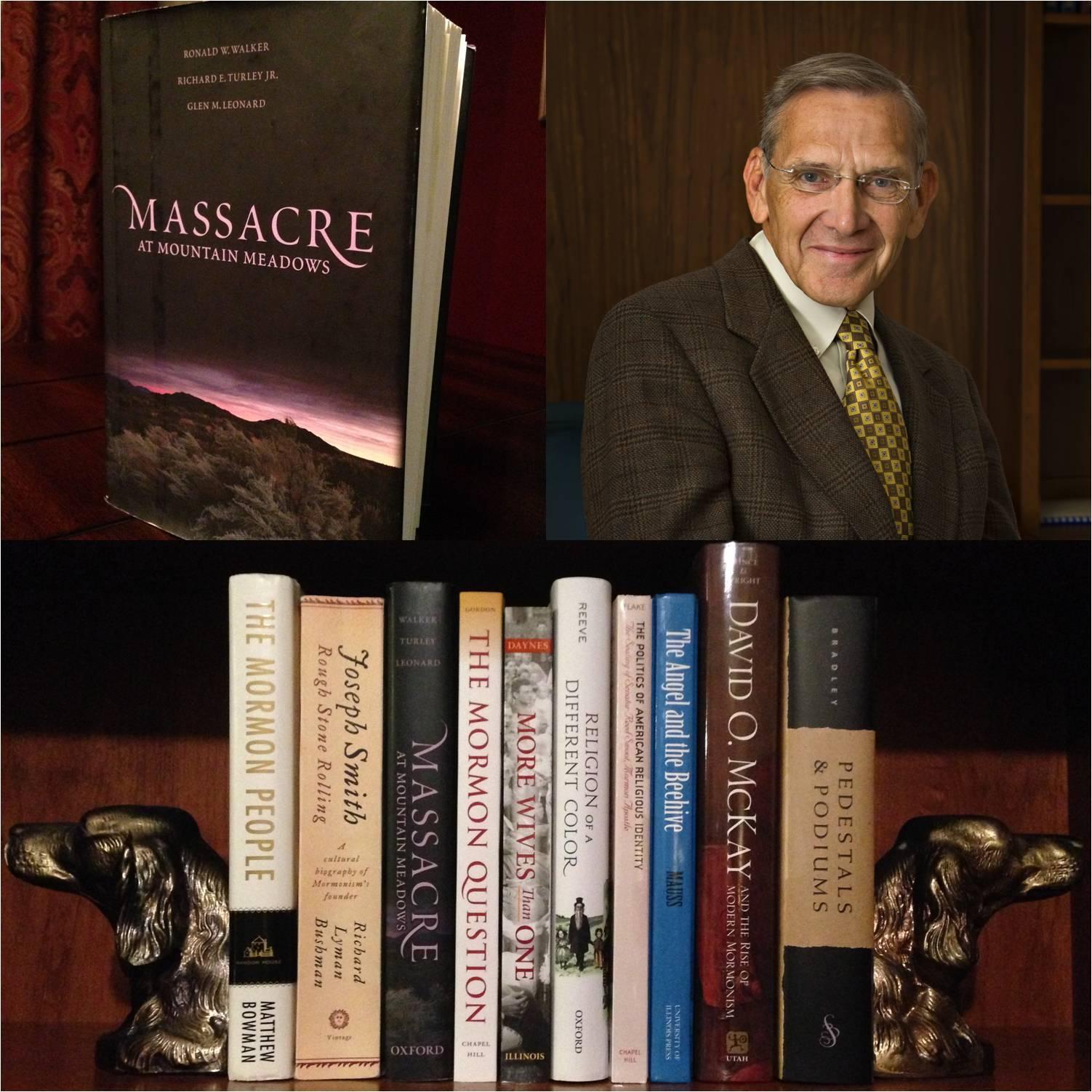 59: Top Ten Books on Mormon History – Massacre at Mountain Meadows