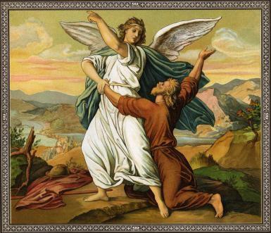 The Mormon Church's Angelic Problem