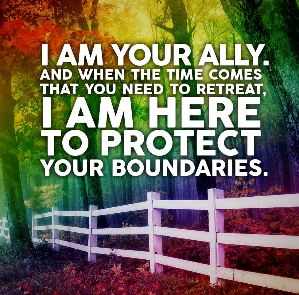 I Am Your Ally