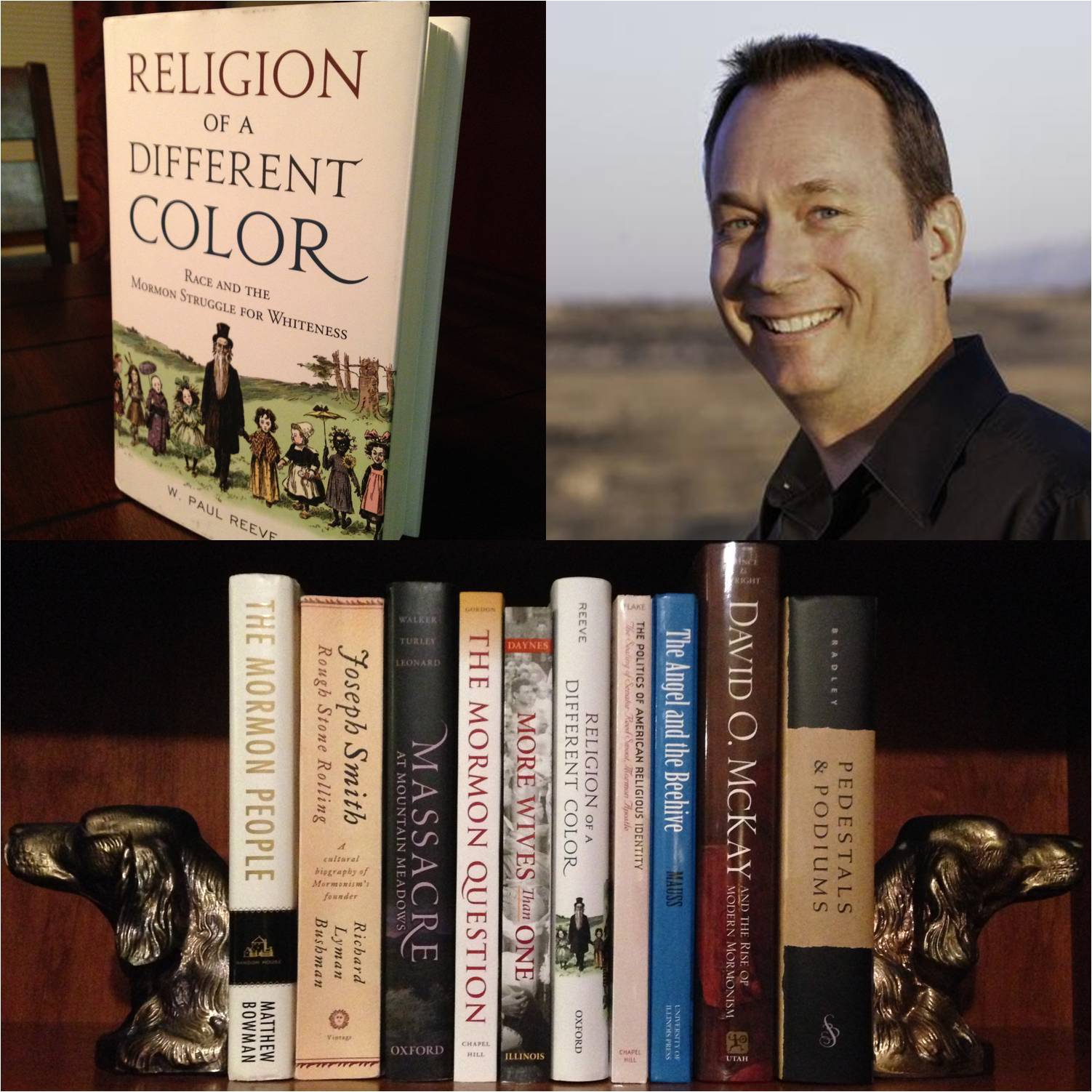 69: Top Ten Books on Mormon History – Religion of a Different Color