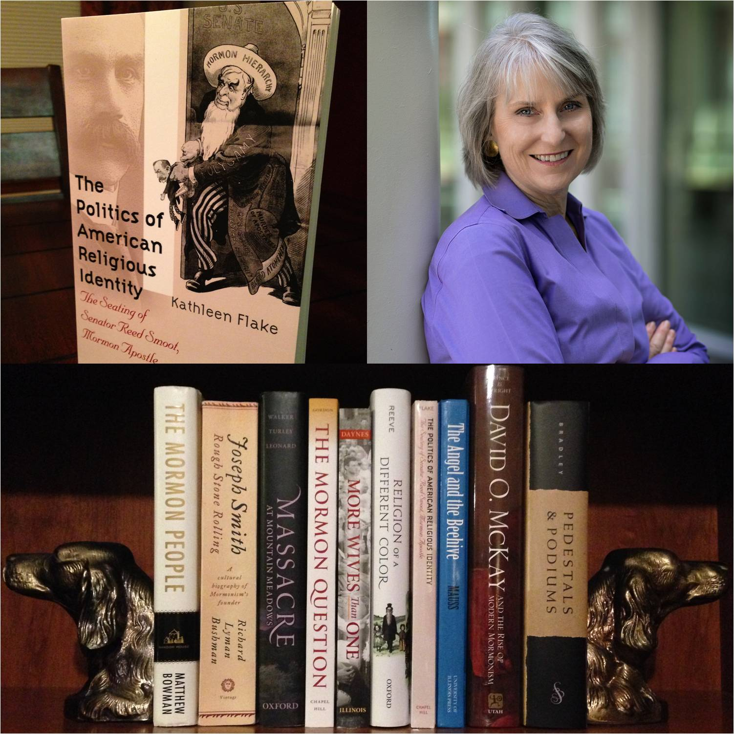 73: Top Ten Books on Mormon History – The Politics of American Religious Identity